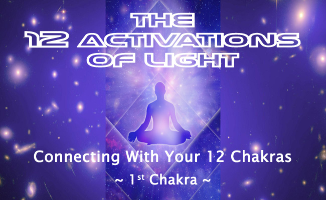 The 12 Activations of Light - Part 1