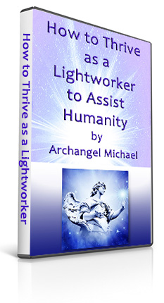 DVD Cover Thrive as a Lightworker 2
