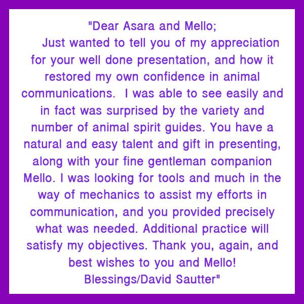 David Testimonial
