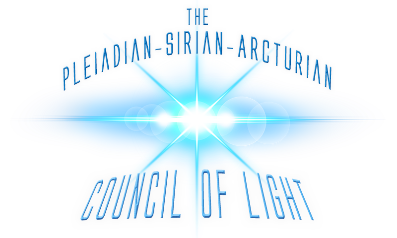 LOGO PLEIADIAN SIRIAN ARCTURIAN COUNCIL OF LIGHT