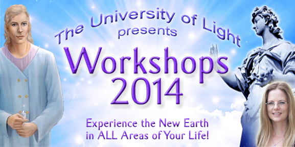 University of Light Workshops 2014