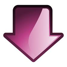 pink arrow down
